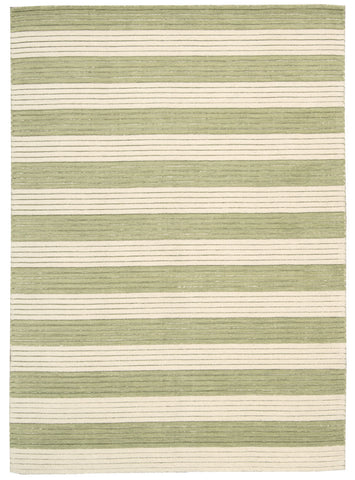 Nourison Ripple RIP02 Sage Hand Woven Area Rug by Barclay Butera