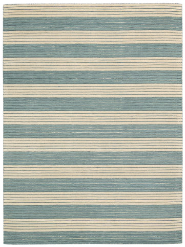Nourison Ripple RIP02 Seascape Hand Woven Area Rug by Barclay Butera