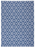 Nourison Home and Garden RS085 Navy Area Rug