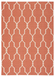 Nourison Home and Garden RS087 Orange Area Rug
