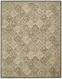 Nourison Silken Allure SLK09 Multicolor Machine Woven Area Rug