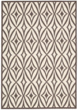Nourison Sun and Shade SND19 Centro Flint Machine Woven Area Rug by Waverly