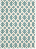 Nourison Sun and Shade SND20 Ellis Poolside Machine Woven Area Rug by Waverly