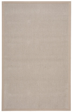 Nourison Sisal Soft SSF07 Mushroom Machine Tufted Area Rug