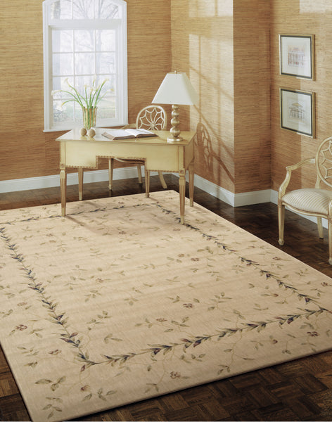 Nourison Somerset St04 Beige Area Rug Incredible Rugs And Decor