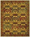 Nourison Timeless TML01 Stained Glass Machine Woven Area Rug