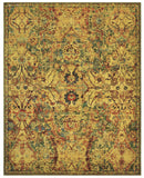 Nourison Timeless TML02 Olive Machine Woven Area Rug