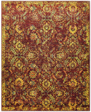 Nourison Timeless TML05 Pomegranate Machine Woven Area Rug
