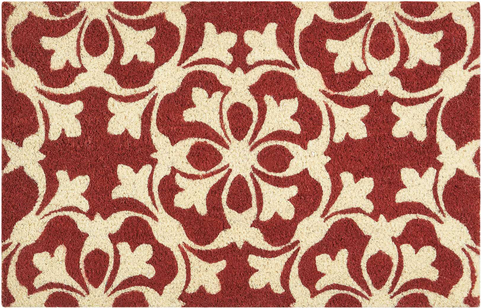 Nourison Wav17 Greetings WGT29 Coral Area Rug by Waverly main image