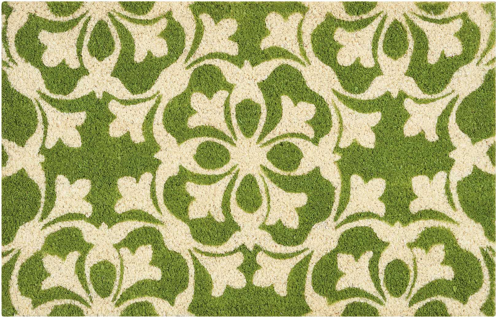 Nourison Wav17 Greetings WGT29 Green Area Rug by Waverly main image
