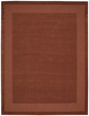 Nourison Westport WP20 Spice Hand Tufted Area Rug