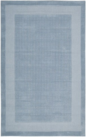 Nourison Westport WP30 Blue Hand Tufted Area Rug