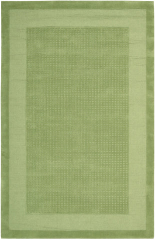 Nourison Westport WP30 Lime Hand Tufted Area Rug