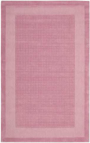 Nourison Westport WP30 Pink Hand Tufted Area Rug