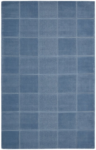 Nourison Westport WP31 Blue Area Rug main image