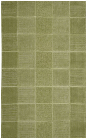 Nourison Westport WP31 Green Area Rug main image