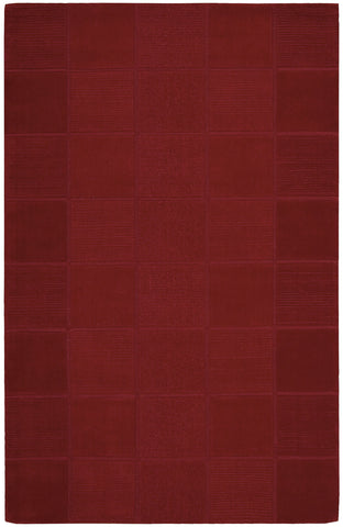 Nourison Westport WP31 Red Area Rug main image