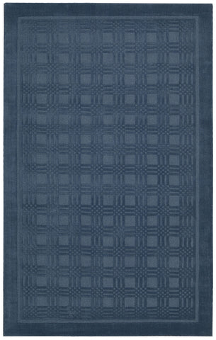 Nourison Westport WP32 Blue Hand Tufted Area Rug