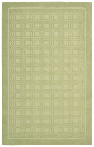 Nourison Westport WP32 Lime Hand Tufted Area Rug