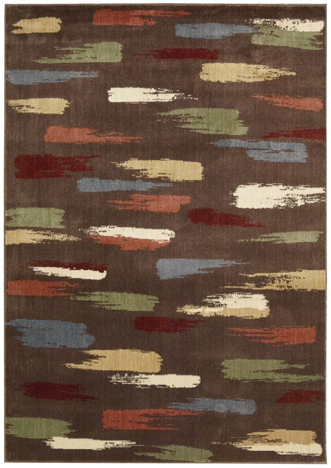 Nourison Expressions XP10 Chocolate Area Rug main image