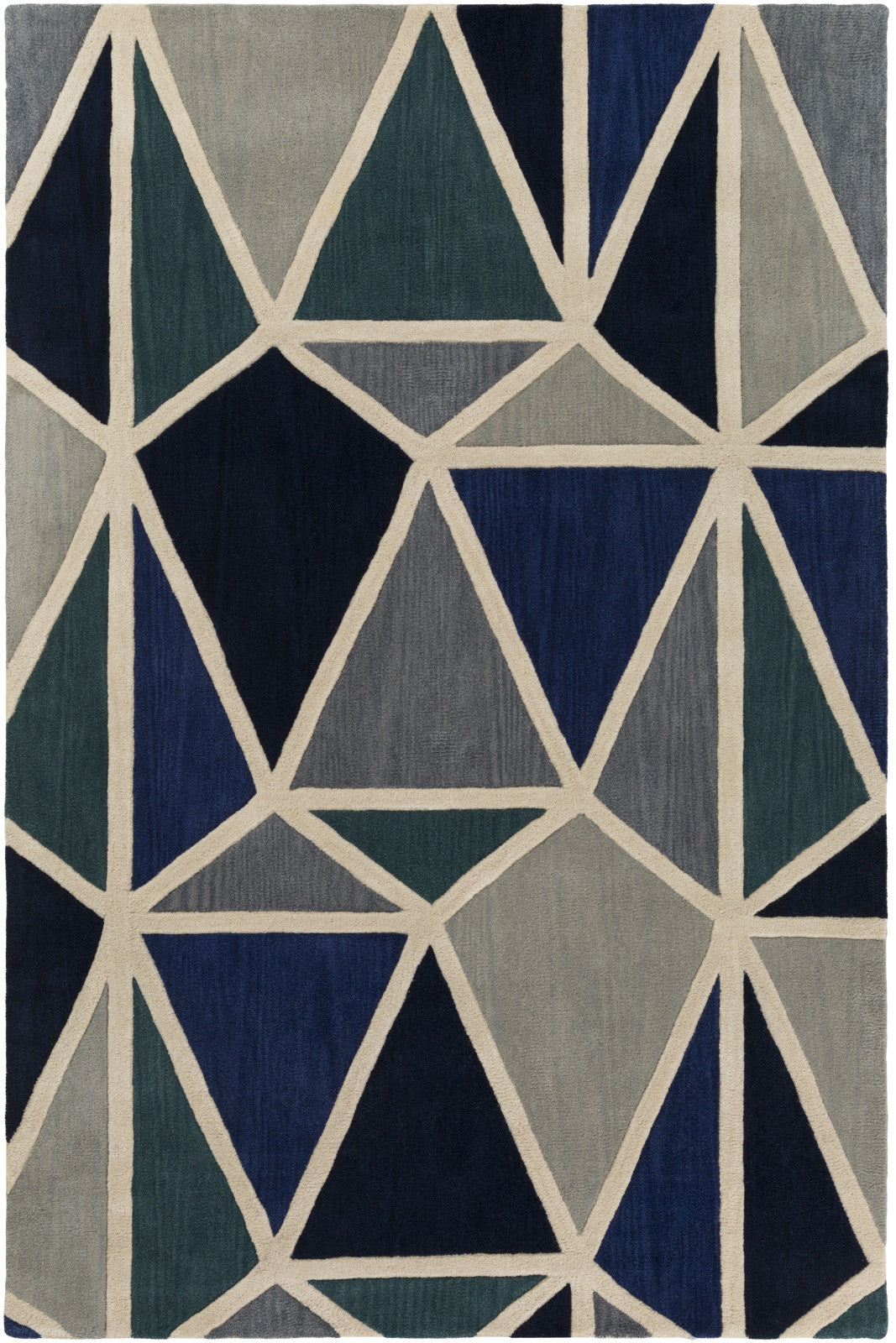 Oasis OAS-1118 Blue Area Rug by Surya