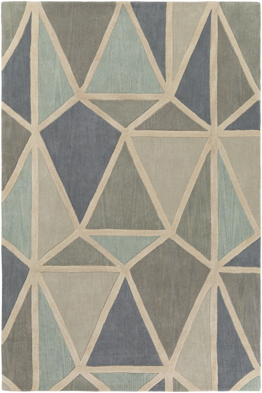 Oasis OAS-1119 White Area Rug by Surya