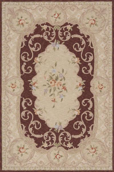 Momeni Old World OW-21 Burgundy Area Rug main image