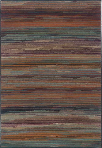 Oriental Weavers Adrienne 4138A Multi/Brown Area Rug main image