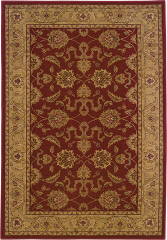Oriental Weavers Allure 012D1 Red/Beige Area Rug main image