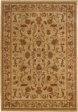 Oriental Weavers Allure 002A1 Beige/Red Area Rug main image