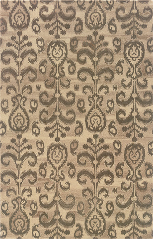 Oriental Weavers Anastasia 68002 Sand/Brown Area Rug main image