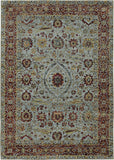 Oriental Weavers Andorra 7155A Blue/ Red Area Rug main image