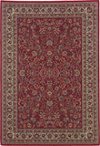 Oriental Weavers Ariana 113R3 Red/Ivory Area Rug main image