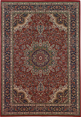 Oriental Weavers Ariana 116R3 Red/Blue Area Rug main image