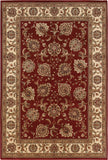 Oriental Weavers Ariana 117C3 Red/Ivory Area Rug main image