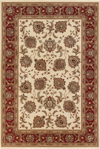 Oriental Weavers Ariana 117J3 Ivory/Red Area Rug main image
