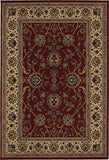 Oriental Weavers Ariana 130/8 Red/Ivory Area Rug main image