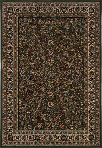 Oriental Weavers Ariana 213G8 Green/Ivory Area Rug main image