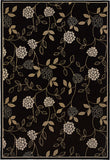 Oriental Weavers Ariana 2285G Black/Green Area Rug main image