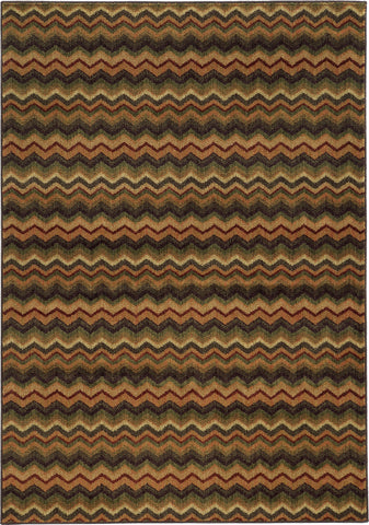 Oriental Weavers Aston 2068F Brown/Multi Area Rug main image