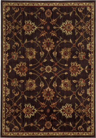 Oriental Weavers Aston 505N9 Brown/Beige Area Rug main image