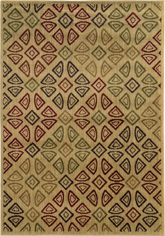 Oriental Weavers Aston 537W9 Beige/Multi Area Rug main image