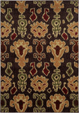 Oriental Weavers Aston 5502D Brown/Gold Area Rug main image