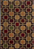 Oriental Weavers Aston 8025D Brown/Beige Area Rug main image