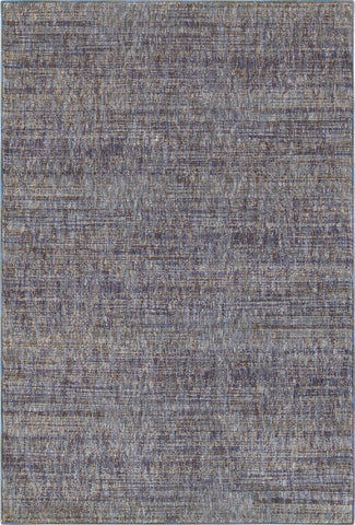 Oriental Weavers Atlas 8033F Purple/Grey Area Rug main image