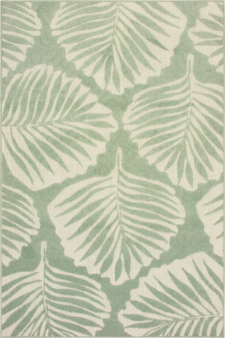 Oriental Weavers Barbados 8027Z Green/Ivory Area Rug main image