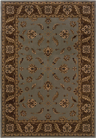 Oriental Weavers Cambridge 531L2 Blue/Brown Area Rug main image