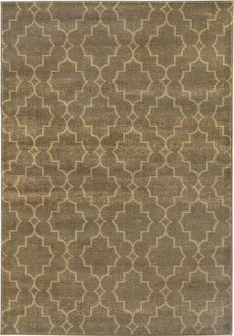 Oriental Weavers Casablanca 5329B Brown/Ivory Area Rug main image