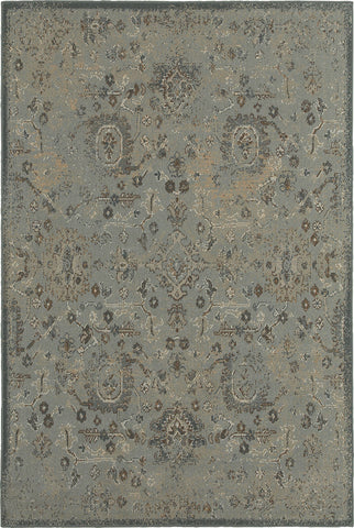 Oriental Weavers Chloe 3692I Blue/Brown Area Rug main image
