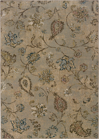 Oriental Weavers Chloe 3818D Blue/Multi Area Rug main image